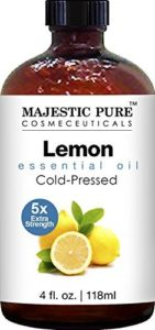 Majestic Pure(MP)-I have the MP lemon and geranium essential oils and they are good quality oils. The lemon smells so good and diffuses nicely. I use the geranium directly on my arm to balance my hormones because I don't care for diffused flowery smells. Essential Oil Likes and Dislikes.