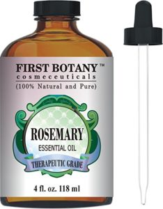 Rosemary essential oil by First Botany is a watery consistency. In my opinion, it is definitely diluted. Again, not even a close match to Young Living rosemary oil. I didn't like this product and I wouldn't purchase it again. Essential Oil Likes and Dislikes.