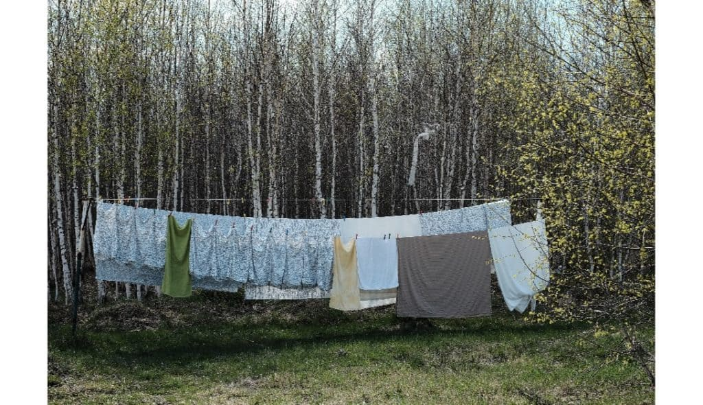 No Electric Clothes Dryer – American Adopted the Russian Way