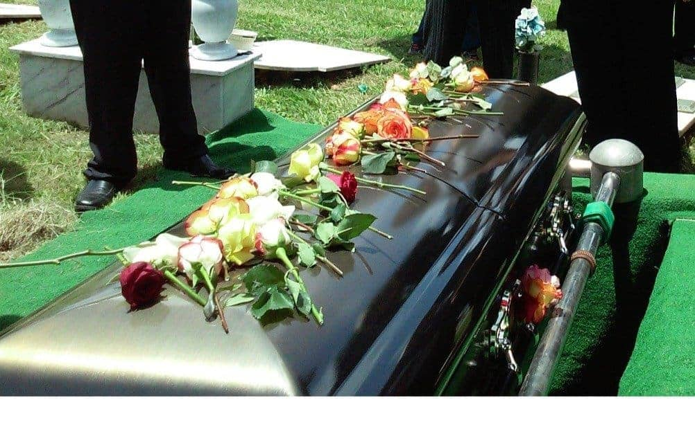 When he looked in the casket, my husband felt awkward looking at his little brother as though he were sleeping and would awake at any moment. He wondered about the purpose of funeral traditions that would include making a person who is dead look alive.