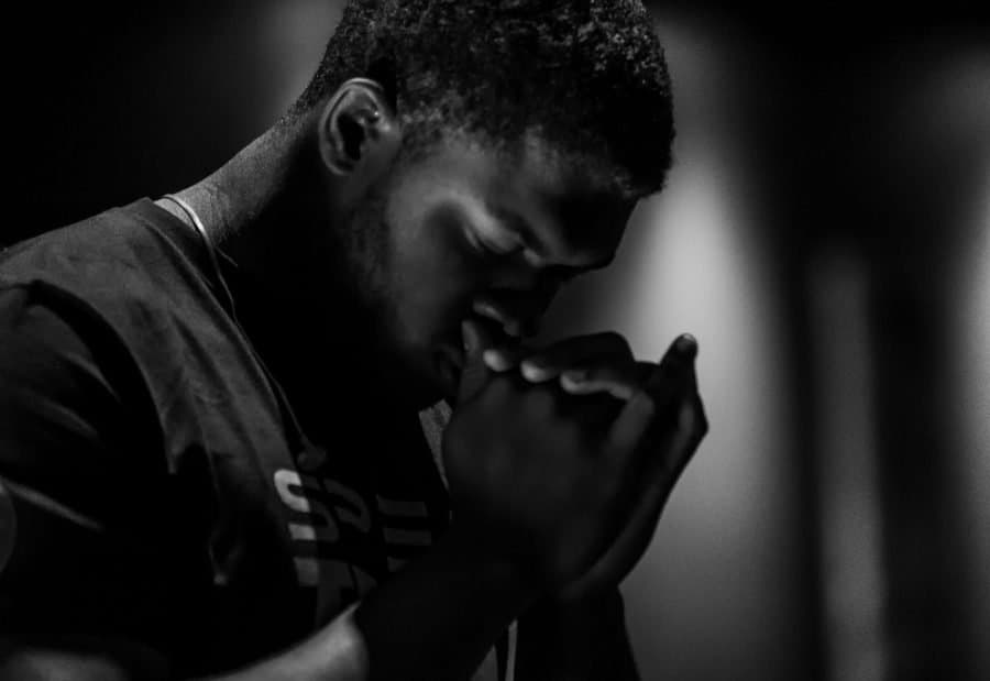 Crying Unto the Lord -How Is Crying Different than Praying