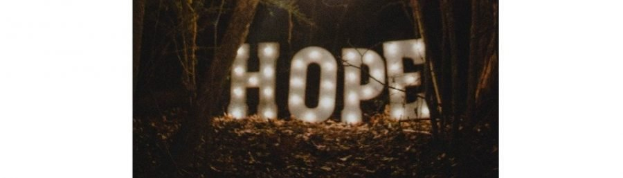 It is a big setback, but if I choose to give up hope, I cannot cope with this situation without hope so I am choosing to continue to hope.
