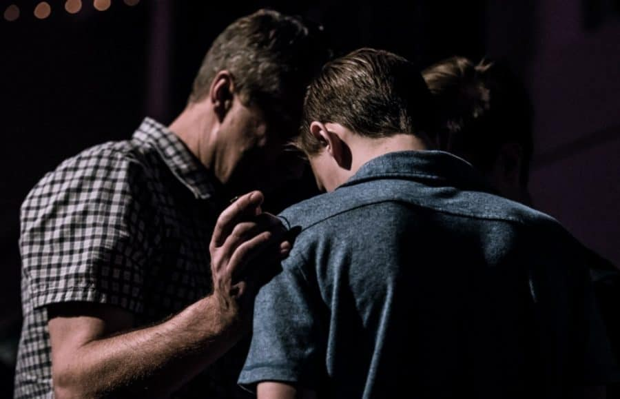 I believe in the power of prayer and I am being reminded there is an increased power of love generated when praying for each other and when we pray together when gathered in a group.