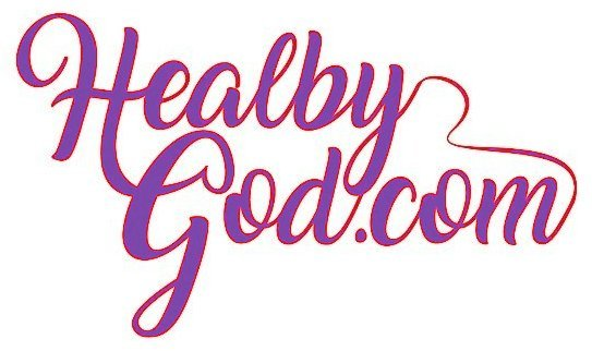 Heal by God Logo